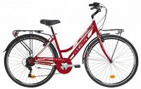 "Bicicletta Atala City Bike Trekking BOSTON LADY 28"" 6V 2019"