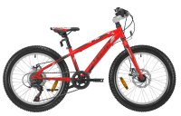 "Bicicletta Atala Bimbo SNOWBALL 20"" 6V MD Fat Bike 2021"