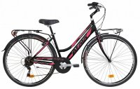 "Bicicletta Atala City Bike Trekking BOSTON LADY 28"" 6V 2020"