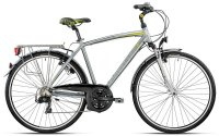 Bicicletta Bottecchia 220 City Bike Man TX55 21S 2019