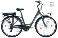 "Bicicletta Olympia City Elettrica Energy Donna 28"" 2018"