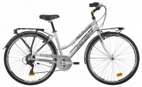"Bicicletta Atala City Bike Trekking WAVE LADY 28"" 6V 2019"