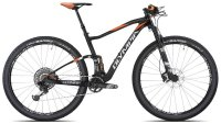 "Bicicletta Olympia MTB Full Suspended 29"" F1X GXE 2019"
