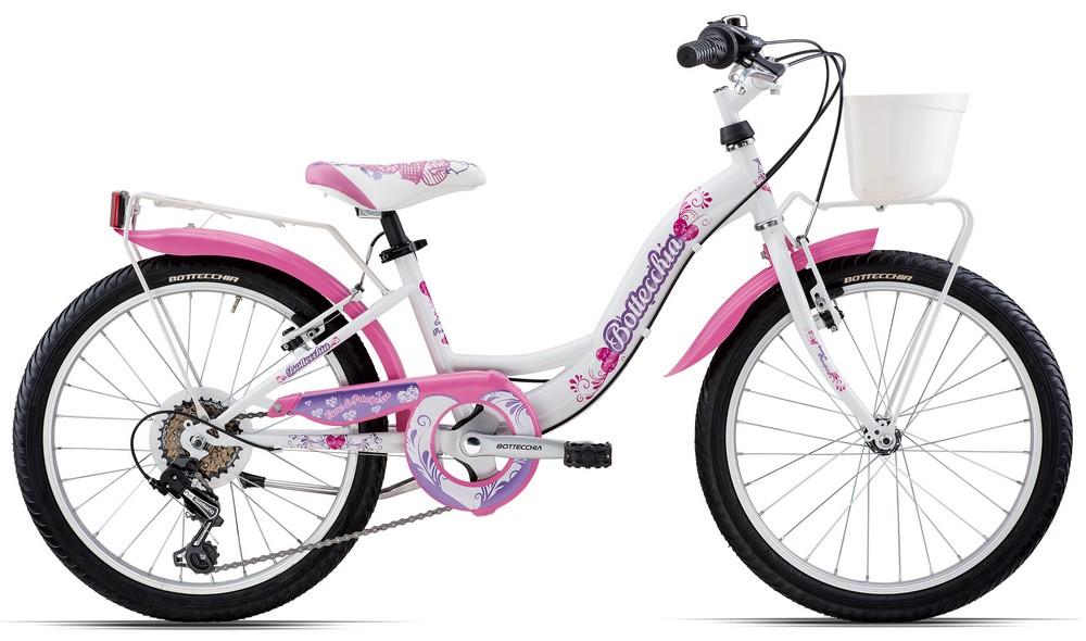Bicicletta Bottecchia 031 Bimba 20 Ty18 6s 2019