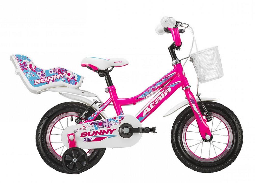 """Bici ATALA SKATE GIRL Bambina 20/"""" 1 Velocità Lilla GAMMA 2021"""