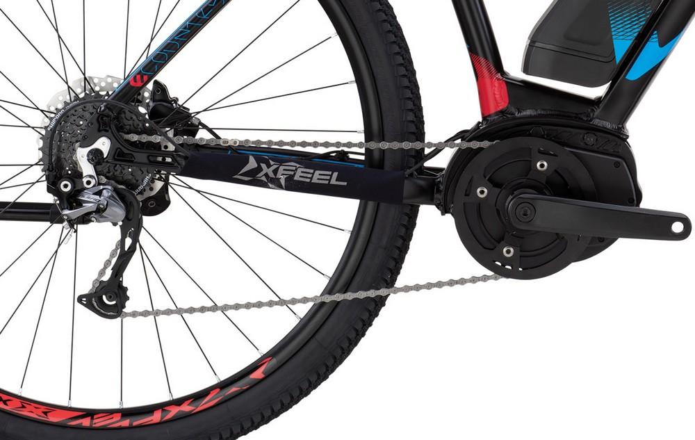 Bicicletta Olympia City Elettrica E Country Uomo 28 2019